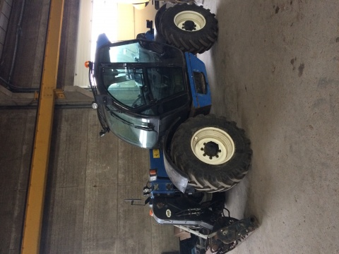NEW HOLLAND LM 5060 DELTA