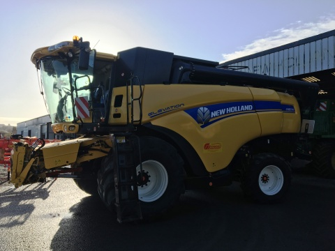 NEW HOLLAND CX8070 ELEVATION